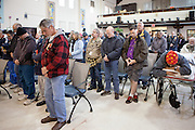 12/8/13 12:25:59 PM -- Albuquerque NM  --Presentation of supplies for Operation Comfort Warriors gifts to the Raymond G. Murphy VA Medical Center in Albuquerque, N.M..<br /> <br />  --    Photo by Steven St John