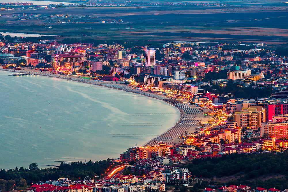 The biggest summer resort on Black Sea