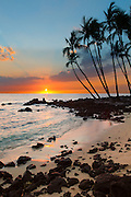 Kekaha Kai Beach Big Island Hawaii
