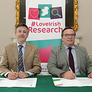 5.6.2019 Irish Research Council event Farmleigh House