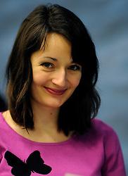 17-01-2011 SCHAKEN: TATA STEEL CHESS TOURNAMENT: WIJK AAN ZEE <br /> Katherina Lahno UKR <br /> ©2010-WWW.FOTOHOOGENDOORN.NL