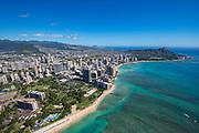 Ft. Derussey, Waikiki, Honolulu, Oahu, Hawaii