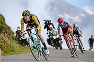 Steven Kruijswijk (NED - Team LottoNL - Jumbo) during the 105th Edition of Tour de France 2018, cycling race stage 19, Lourdes - Laruns (200 km) on July 27, 2018 in Laruns, France - photo Kei Tsuji / BettiniPhoto / ProSportsImages / DPPI