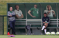Republic of Ireland Training Session and Press Conference - 01 June 2018