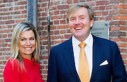 King Willem Alexander and Her Majesty Queen Máxima on Thursday, October 1st, 2015 at the conference