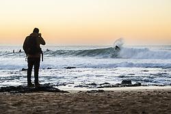 July 14, 2017 - Miguel Pupo of Brazil enjoying a morning freesurf on the third layday of the Corona Open J-Bay at Supertubes...Corona Open J-Bay, Eastern Cape, South Africa - 14 Jul 2017. (Credit Image: © Rex Shutterstock via ZUMA Press)