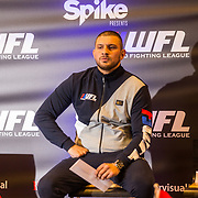 NLD/Almere/20171028 - Weging + staredown Spike presents: WFL - Final 16, Sahak Parparyan