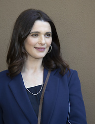 April 18, 2018 - Hollywood, CA, USA - Rachael Weisz stars in the movie Disobedience. (Credit Image: © Armando Gallo via ZUMA Studio)
