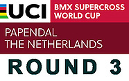 2019 UCI BMX SX World Cup - Papendal - Round 1