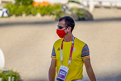 Wathelet Gregory, BEL<br /> Olympic Games Tokyo 2021<br /> © Hippo Foto - Dirk Caremans<br /> 04/08/2021
