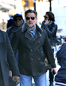 Russell Crowe in NY