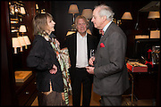 ANTONY LITTLE; NEIL HAMILTON, Ralph Lauren host launch party for Nicky Haslam's book ' A Designer's Life' published by Jacqui Small. Ralph Lauren, 1 Bond St. London. 19 November 2014