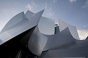 Walt Disney Music Centtre deisgned by Frank Gehry <br /> <br /> Tel 0044(0)208 944 6933<br /> www.linkphotographers.com Photography by Orde Eliason