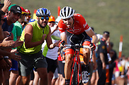 Bauke Mollema (NED - Trek - Segafredo), during the UCI World Tour, Tour of Spain (Vuelta) 2018, Stage 9, Talavera de la Reina - La Covatilla 200,8 km in Spain, on September 3rd, 2018 - Photo Luca Bettini / BettiniPhoto / ProSportsImages / DPPI