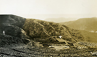 1927 Easter Sunrise Service at the Hollywood Bowl