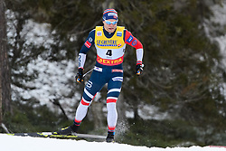November 24, 2018 - Ruka, FINLAND - 181124 Eirik Brandsdal of Norway competes in the men's sprint classic technique prologue during the FIS Cross-Country World Cup premiere on November 24, 2018 in Ruka  (Credit Image: © Carl Sandin/Bildbyran via ZUMA Press)