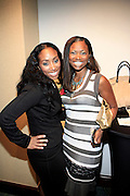 Michelle Murray and Crystal Murray at The Network Journal 40 under Forty 2008 Achievement Awards held at the Crowne Plaza Hotel on June 12, 2008