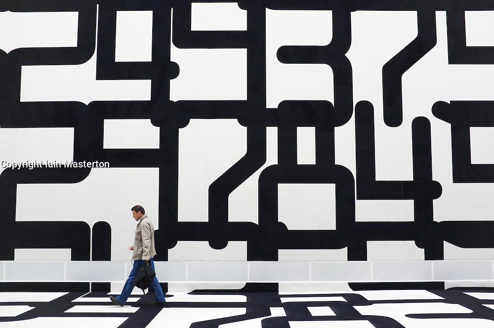 Berlinische Galerie modern art museum  in Berlin Germany