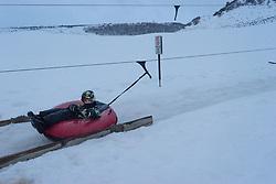 Max Tubing at Saddleback Ranch, Steamboat Springs, Colorado, US
