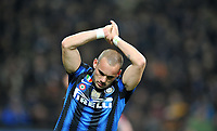 Milano, 23/02/2011<br /> Champions League/Champions League/Inter-Bayern Monaco<br /> Wesley Sneijder