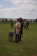JESS HOOLEY; HECTOR; LIAH TAYLOR, Heythrop Point to Point, Cocklebarrow, 2 April 2017.