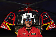 Ed Hall, Fight Paramedic for Team Air Care