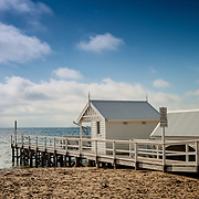 Boathouse on Portsea Back Beach, Mornington Peninsula