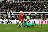 Newcastle United v Norwich City 010220
