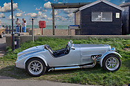 BY THE SEA ALDEBURGH - colour photo art by Paul Williams of vintage cars on the   sea front of Aldeburgh, Suffolk, taken 2005-2009. .<br /> <br /> Visit our ENGLAND PHOTO COLLECTIONS for more photos to download or buy as wall art prints https://funkystock.photoshelter.com/gallery-collection/Pictures-Images-of-England-Photos-of-English-Historic-Landmark-Sites/C0000SnAAiGINuEQ .<br /> <br /> Visit our REPORTAGE & STREET PEOPLE PHOTO ART PRINT COLLECTIONS for more wall art photos to browse https://funkystock.photoshelter.com/gallery-collection/People-Photo-art-Prints-by-Photographer-Paul-Williams/C0000g1LA1LacMD8