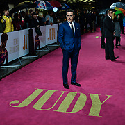Rufus Sewell arrivers at the Judy - London premiere at Curzon Mayfair, 38 Curzon Street, on 30 September 2019, London, United Kingdom