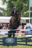Fallulah ridden by Emily Philp in the Equi-Trek CCI-4* Show Jumping during the Bramham International Horse Trials 2019 at Bramham Park, Bramham, United Kingdom on 9 June 2019.