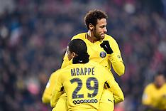 Rennes vs Paris SG - 16 December 2017