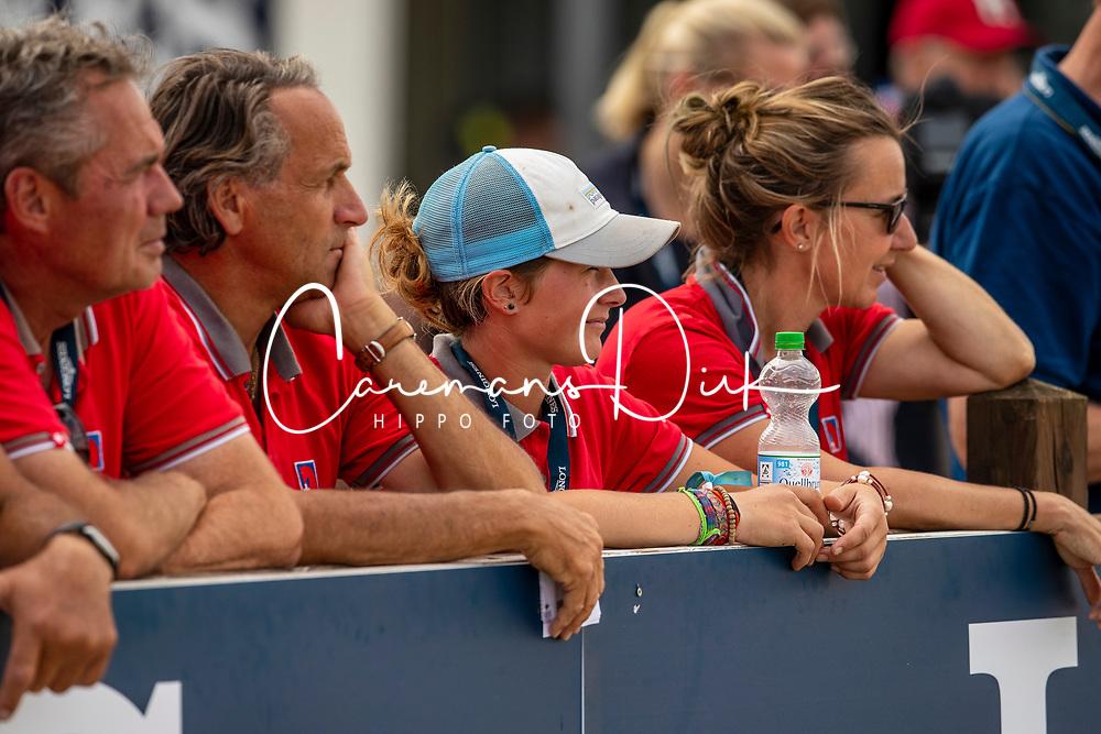 Team Switzerland, Nicholson Andrew, <br /> European Championship Eventing<br /> Luhmuhlen 2019<br /> © Hippo Foto - Dirk Caremans