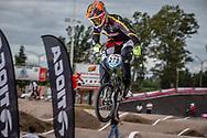 #278 (RAMIREZ YEPES Carlos Alberto) COL at the 2016 UCI BMX Supercross World Cup in Santiago del Estero, Argentina