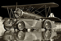 """The Mercedes SSK 710 is a desirable sports car from the 1930's. It was introduced in this model year in order to compete with the cars that had been introduced earlier on the same model year. These cars, especially the third one, were armed with features such as air-cooled flat 6-cylinder engines, which were found to be more reliable than the horizontally arranged V-twins. The rest of the cars in this particular model year featured bi-xenon headlights, chrome-plated fenders, rear mud flaps, twin tail lamps, adjustable front and rear shocks, alloy wheels with nickel center caps, and Brembo brakes. The interior featured upholstered hard leather seats upholstered in """"Cromwell"""" are just a couple of examples of what you could expect to find here. As for its engine, it was equipped with two carburetors and four-stroke cylinder"""