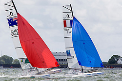 Medal Races Delta Lloyd Regatta  2015 (26/30 May 2015). Medemblik - the Netherlands.
