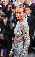 Victoria Hervey at the On The Road gala screening red carpet at the 65th Cannes Film Festival France. The film is based on the book of the same name by beat writer Jack Kerouak and directed by Walter Salles. Wednesday 23rd May 2012 in Cannes Film Festival, France.