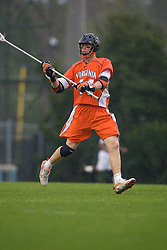 05 April 2008: Virginia Cavaliers longstick midfielder Mike Timms (44) during a 11-12 OT win over the North Carolina Tar Heels on Fetzer Field in Chapel Hill, NC.
