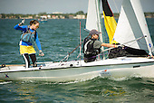 Coral Reef Yacht Club - CRYC - Spring Fling - Saturday 420s on the water