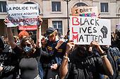 Black Lives Matter Paris 6th June 2020