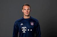Torwart Manuel Neuer<br /> Muenchen, 10.08.2016, Fussball, FC Bayern Muenchen, Fototermin Saison 2016<br /> norway only
