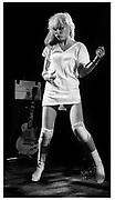 Blondie Debbie Harry Live London 1977