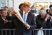 Koningsdagconcert in Theaters Tilburg / King's concert in Theaters Tilburg<br /> <br /> op de foto / On the photo: <br /> <br />  Koning Willem Alexander / King Willem Alexander