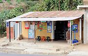 A  shop in the hills above  Panajachel. Panajachel, Republic of Guatemala 03Mar14