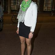 NLD/Amsterdam//20140325 - Schaatsgala 2013, Joerien ter Morst