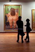 Colombia, Bogota, Botero Museum, Dedicated To The Work Of Fernando Botero, Colombian Artist, La Candaleria