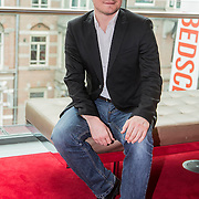 NLD/Amsterdam/20140428 - Perspresentatie cast Bedscenes, Xander van Vledder