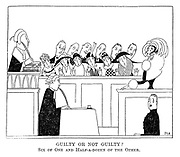 Guilty or not guilty? Six of One and Half-a-ozen of the Other.