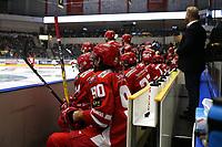 GET-ligaen Ice Hockey, 27. october 2016 ,  Stavanger Oilers v Stjernen<br /> Spillere fra Stjernen mot Stavanger Oilers<br /> Foto: Andrew Halseid Budd , Digitalsport