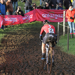 15-12-2019: Wielrennen: Druivencross: Overijse: Annemarie Worst